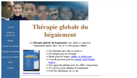 Thérapie globale du bégaiement